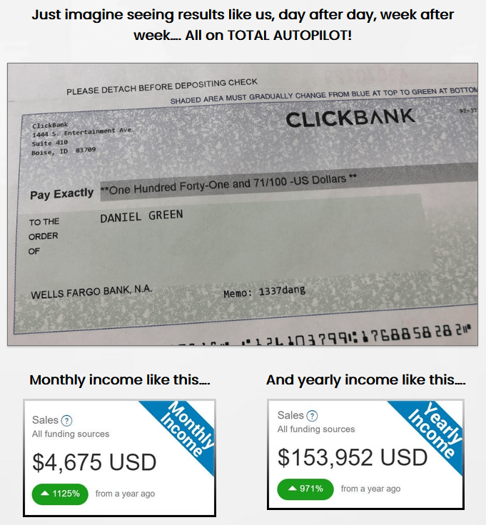 Click and Bank 2 By Dan Green Review