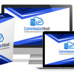 Commission Host By Ankur Shukla Review – Grab Amazing Done For You Commission System That Gets You Paid $100 to $200 Per Sale From Hosting Companies Everyone With a Website Needs This to Earn Passive Income!