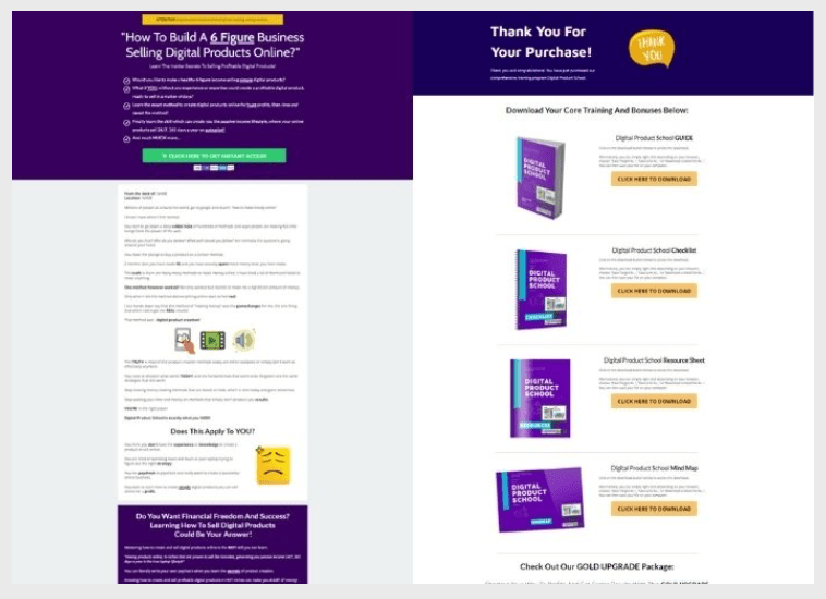 Digital Product School PLR By Raj.S Review