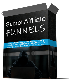 Secret Affiliate Funnels By Kenny Cannnon Review