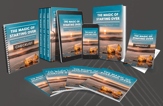 The Magic Of Starting Over PLR By Yu Shaun Review