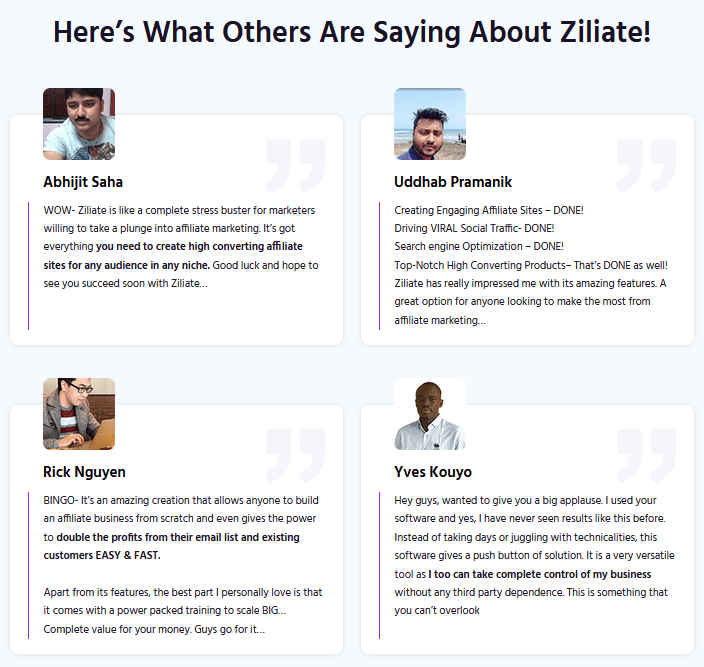 Ziliate By Dr. Amit Pareek Review