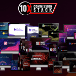 10X Commission STACK By Glynn Kosky Review – The Ultimate Suite Of Traffic, Leads, Sales & Commission Apps You Need In 2021 For One Incredibly Low Price