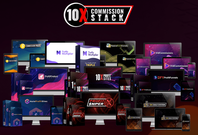 10X Commission STACK By Glynn Kosky Review