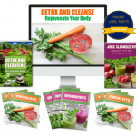 Detox And Cleanse: Rejuvenate Your Body PLR Pack By JR Lang Review – BRAND NEW NEVER SOLD BEFORE DETOX AND CLEANSE REJUVENATE YOUR BODY Giant Content Pack With Private Label Rights