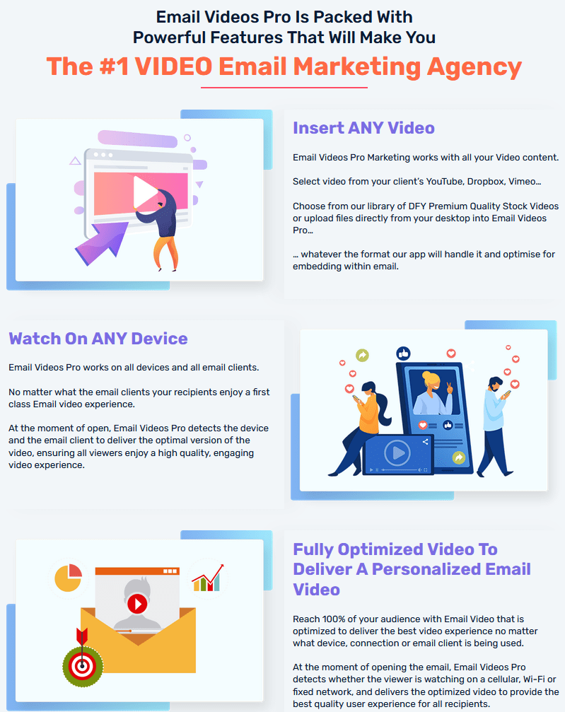 Email Videos Pro By Mario Brown Review