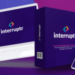 Interruptr By Ugoo Carson Review – Full Video And Animation Software Turns Your Videos Into A Predictable Sales And Traffic Machine With Over 1500+ DFY Sales Boosting Animations & Presets To Boost Sales And Triple Your Revenue!