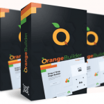OrangeBuilder By Daniel Adetunji Review – Brand New Complete Landing Page And Website Builder With Stunning Designs to Mesmerize your Visitors and Pre-optimised to Convert like Crazy…
