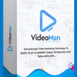 VideoMan By Jai Sharma Review – Gamechanger Video Marketing Technology To HOST, PLAY & MARKET Videos To Skyrocket Your Sales and Leads…. PERFECT for Sales Videos, Training Videos, Promo Videos, Product Demo Videos, Video Ads, Testimonial Videos, Behind-the-Scenes Videos and much more…