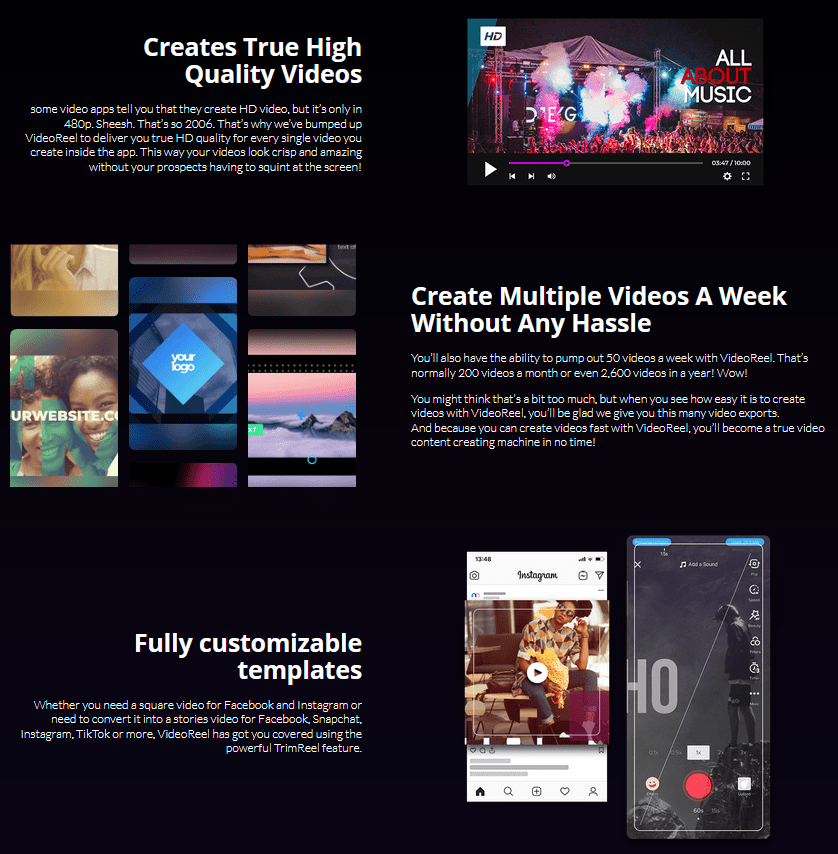 VideoReel By Abhi Dwivedi [VineaSX] Review