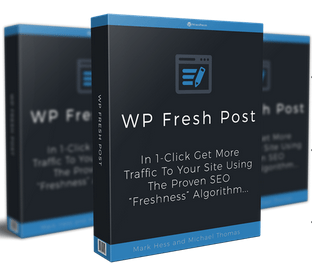 WP Fresh Post By Michael Thomas Review