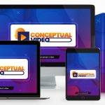 Conceptual Video Suite By SuperGoodProduct (Nelson Long) Review – Revolutionary Video Suite Powered By Super Powerful Full Video Software Allowing You To Create Attention Grabbing Videos With Ease! Create Unlimited Ultra-Engaging Videos In ANY Niche By Using The Power Of Human Emotion!