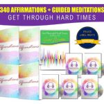 Get Through Hard Times: 340 Affirmations + Guided Meditations Giant PLR By JR Lang Review – Brand New Never Sold Before 340 AFFIRMATIONS + 13 GUIDED MEDITATIONS Get Through Hard Times Giant Content Pack With Private Label Rights