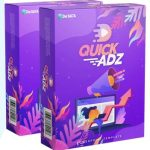 Quick Adz By Shelley Penney Review – DFY 440+ High-Quality eCommerce Promotion Animated Ads Templates Help You Make Stunning High Converting Animated ADS Promotions Easily In Minutes!