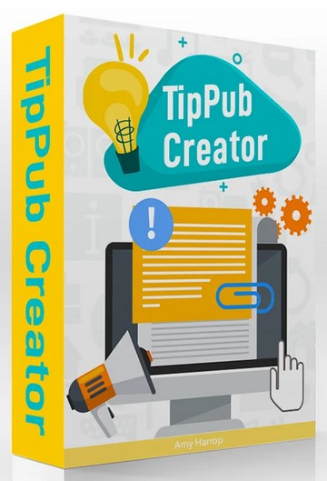 TipPub Creator By Amy Harrop Review