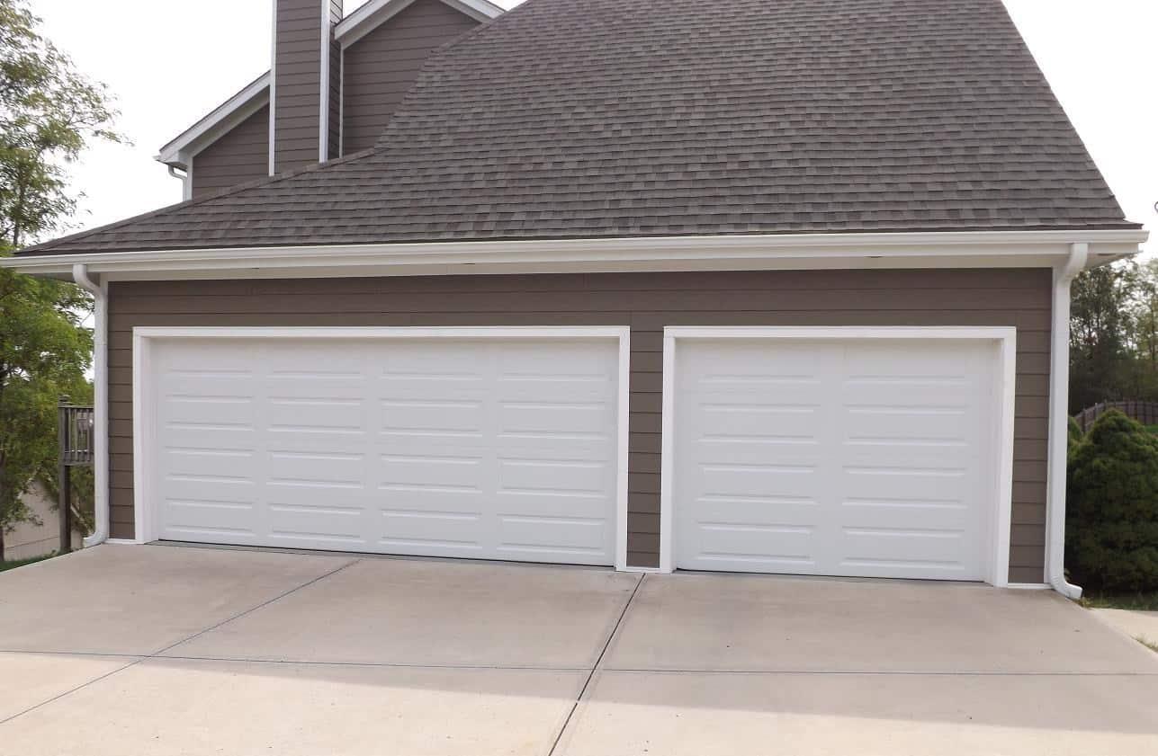 Home  JV Garage Door
