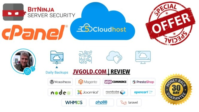 5CloudHost Review By Matt Garrett - The Best & Cheapest Web Hosting On The Market EVER!