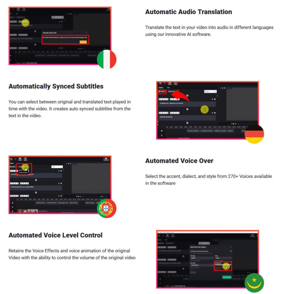 Livvyo PRO Multilingual Video Translator Software By Misan Morrison