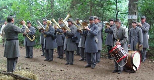 26th North Carolina Band