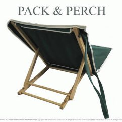 Chairs In A Bag Takara Belmont Barber Chair Parts Beach Folding Pack And Perch