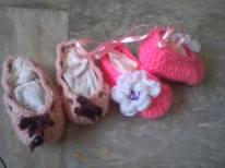 MKbelle's ballet flats