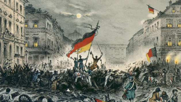 The German Revolution 1848-49