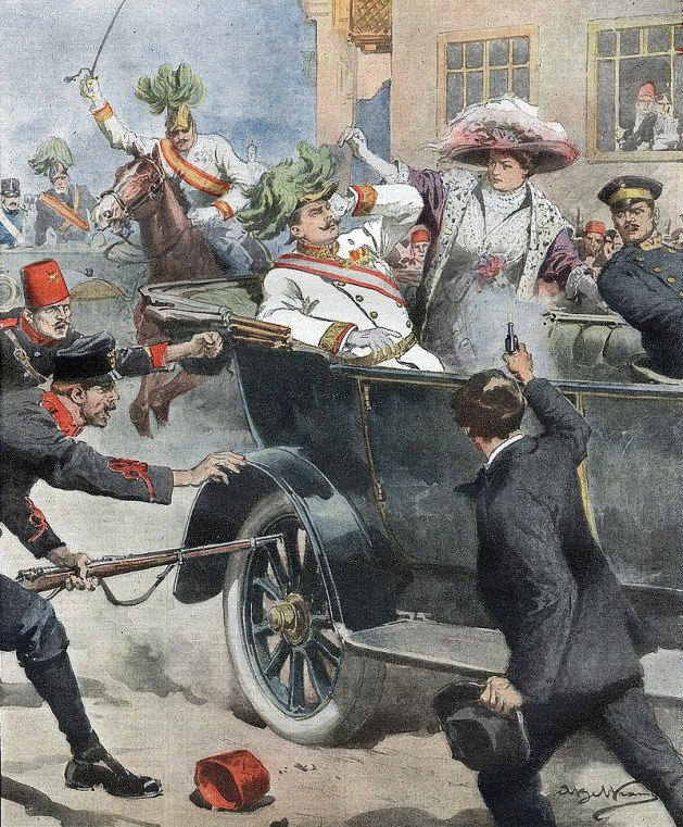 Illustration-of-the-assassination-in-the-Italian-newspaper-La-Domenica-del-Corriere-12-July-1914.jpg