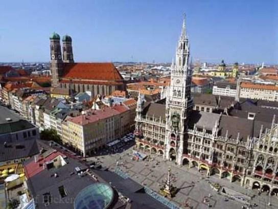 Munich City Centre