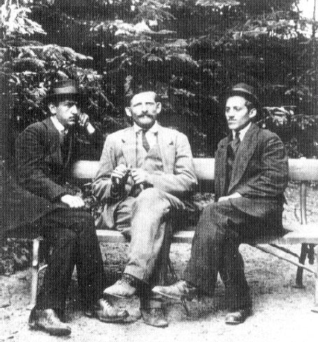 Grabez, Cabrinović and Princip