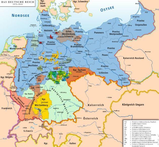 The Second Empire 1871 - 1918