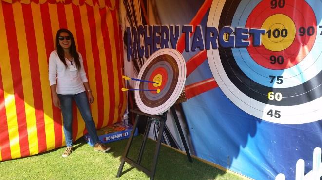 arcadia fun fair 2016