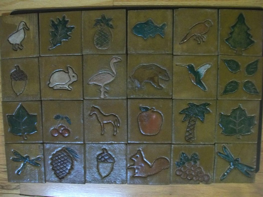 Crafts With Tiles