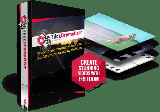FlickDramatizer by Andrew Darius - Explaindio LLC