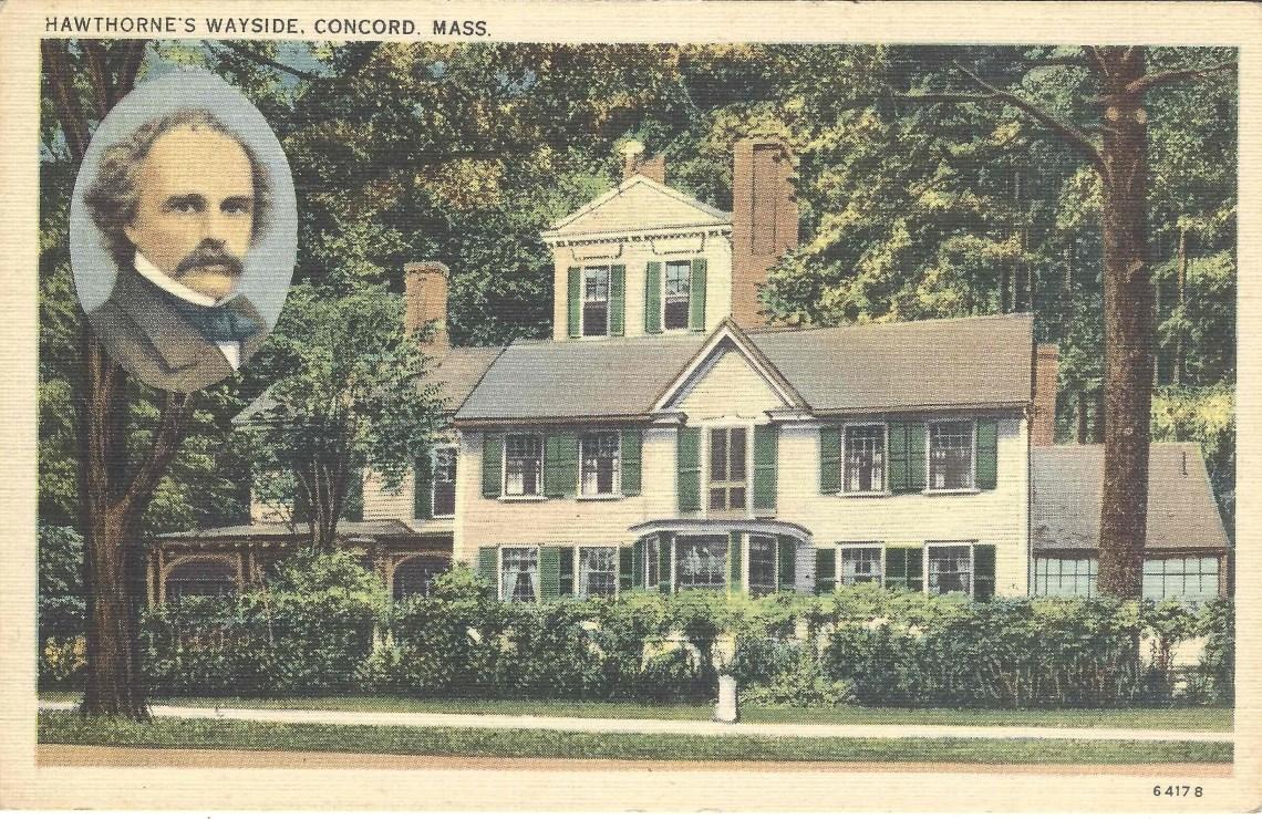 Hawthorne's Wayside