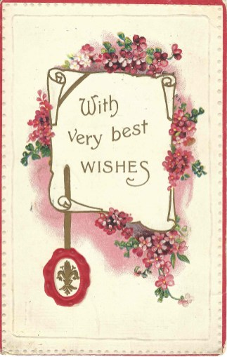 Very Best Wishes A