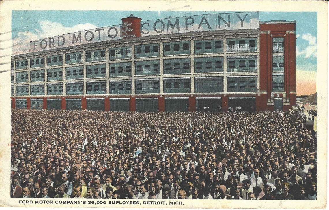 Ford Motor Co 1
