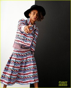 Jayden Smith for Vogue