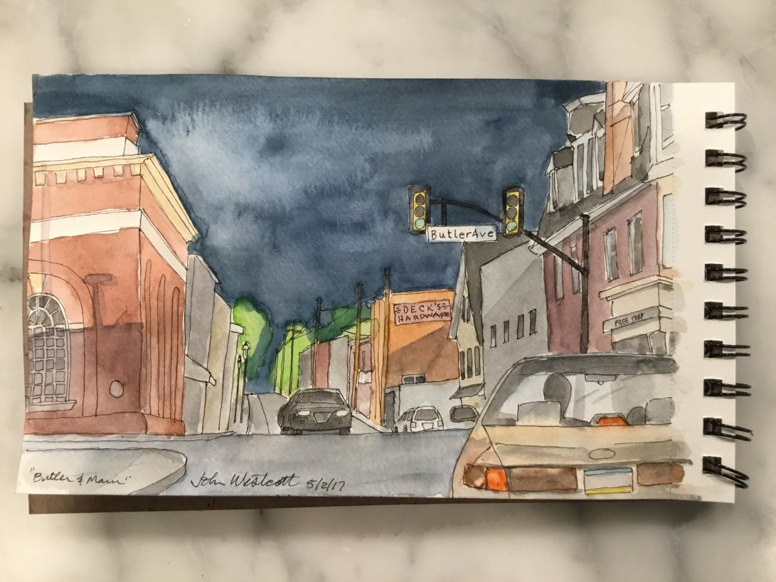 Butler and Main