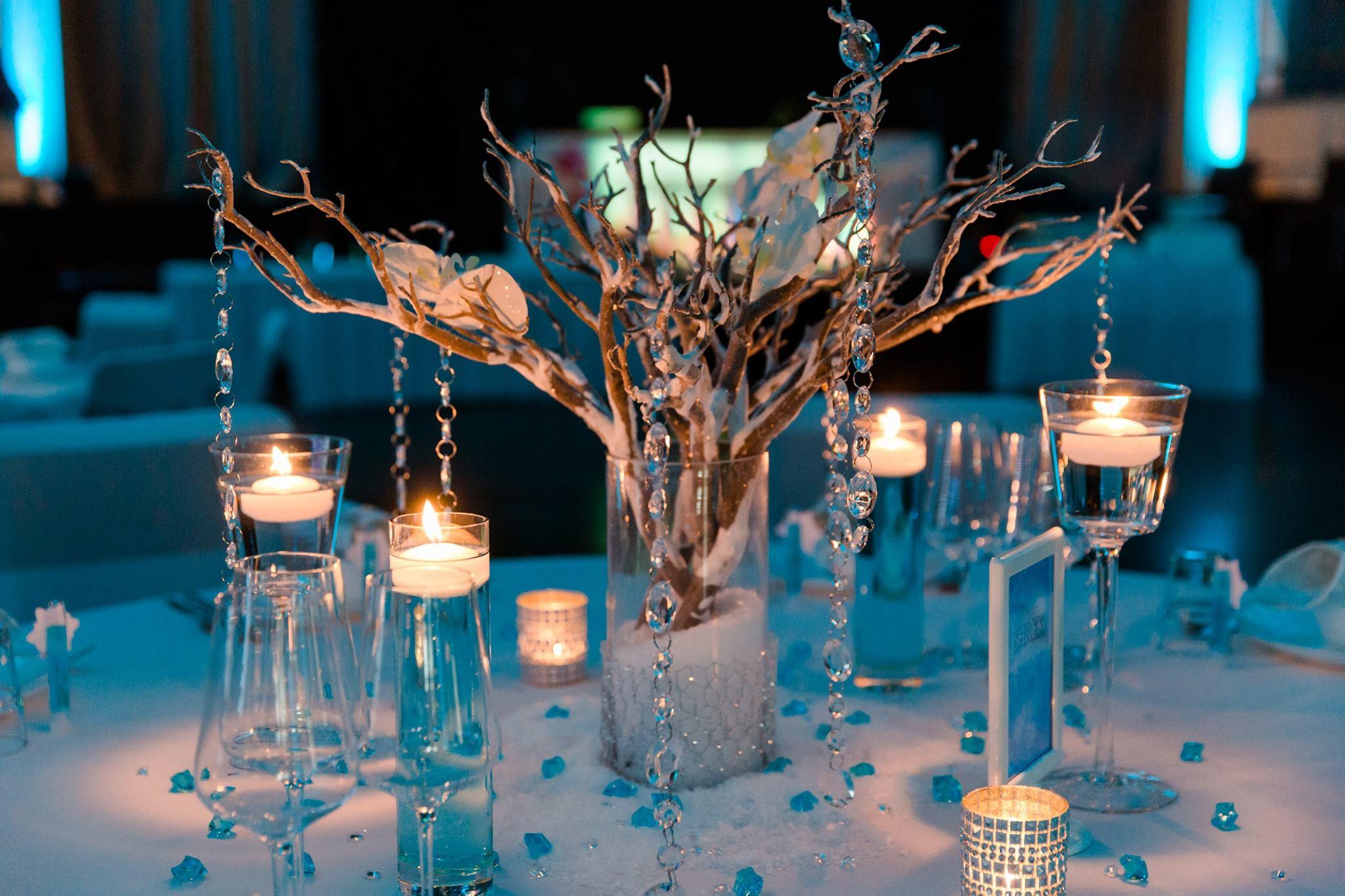 Jennifer Wesner Events  Event und Hochzeitsdekoration  Eine Atmosphre wie im winterlichen