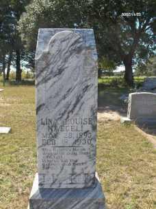 Lina Lena headstone