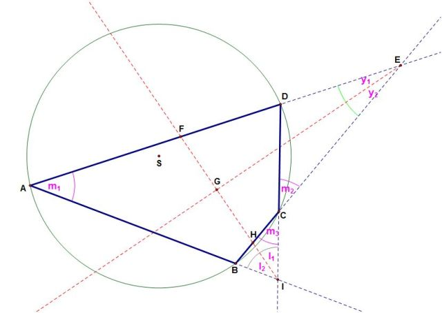 Construct: How To Construct An Angle Bisector