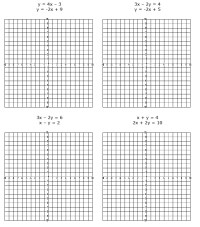 Systems Of Equations Activity - Tessshebaylo