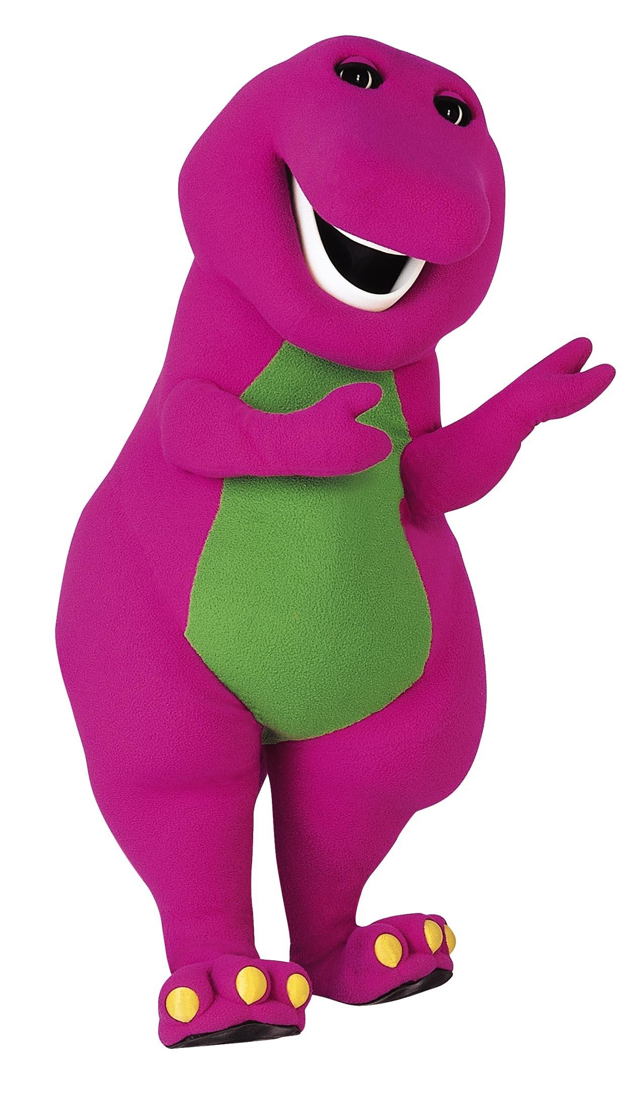 Bouncing Barney
