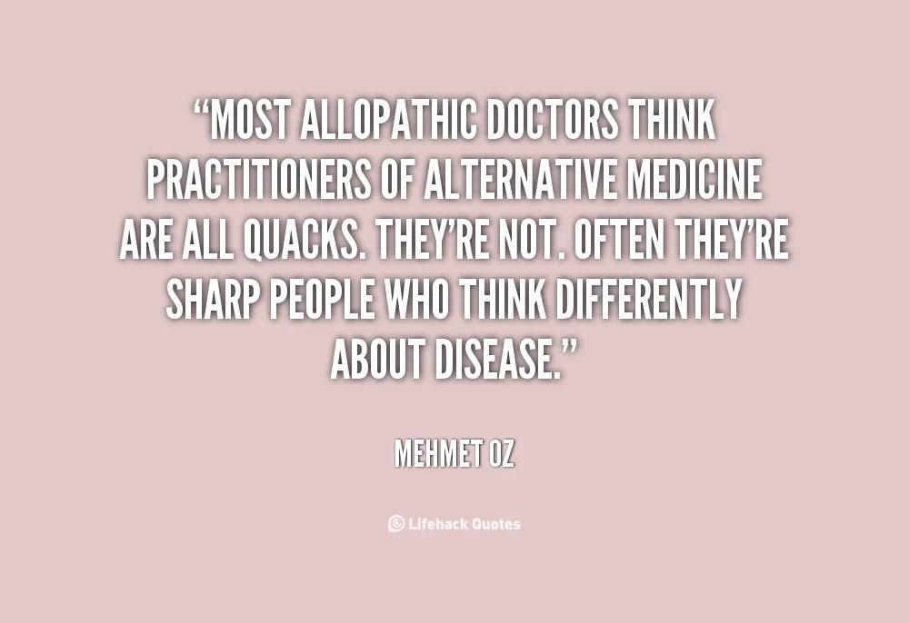 Dr. Oz Health Care Quote