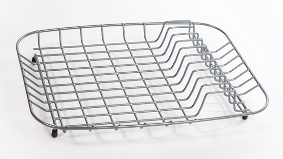 kitchen drainer basket chair cushions target we have what your sink is missing jw lister wirework