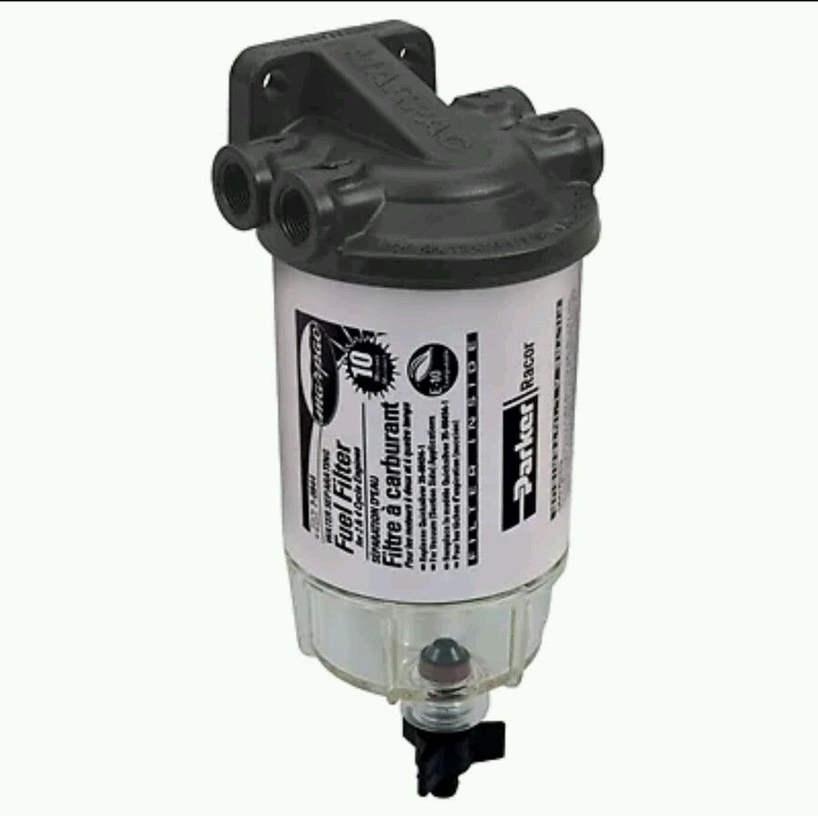 hight resolution of marpac racor inside fuel water separator kit w bowl 7 0846