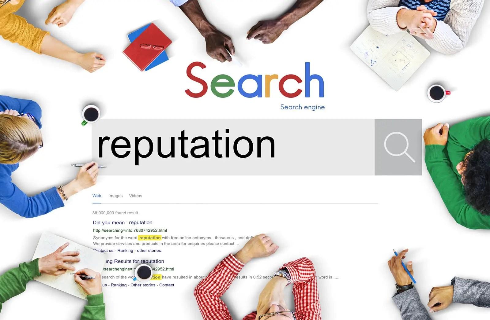 Do Online Reputation Management Firms Work?