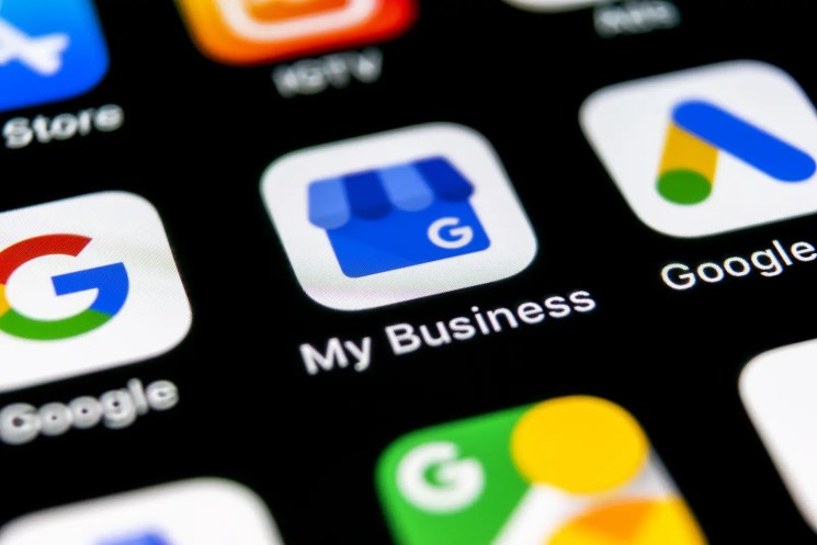 Google My Business application