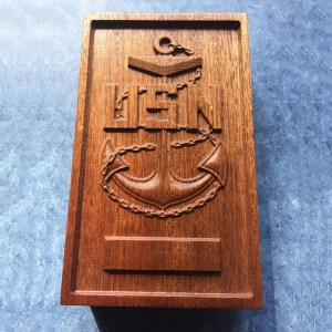 Decorative Anchor Box