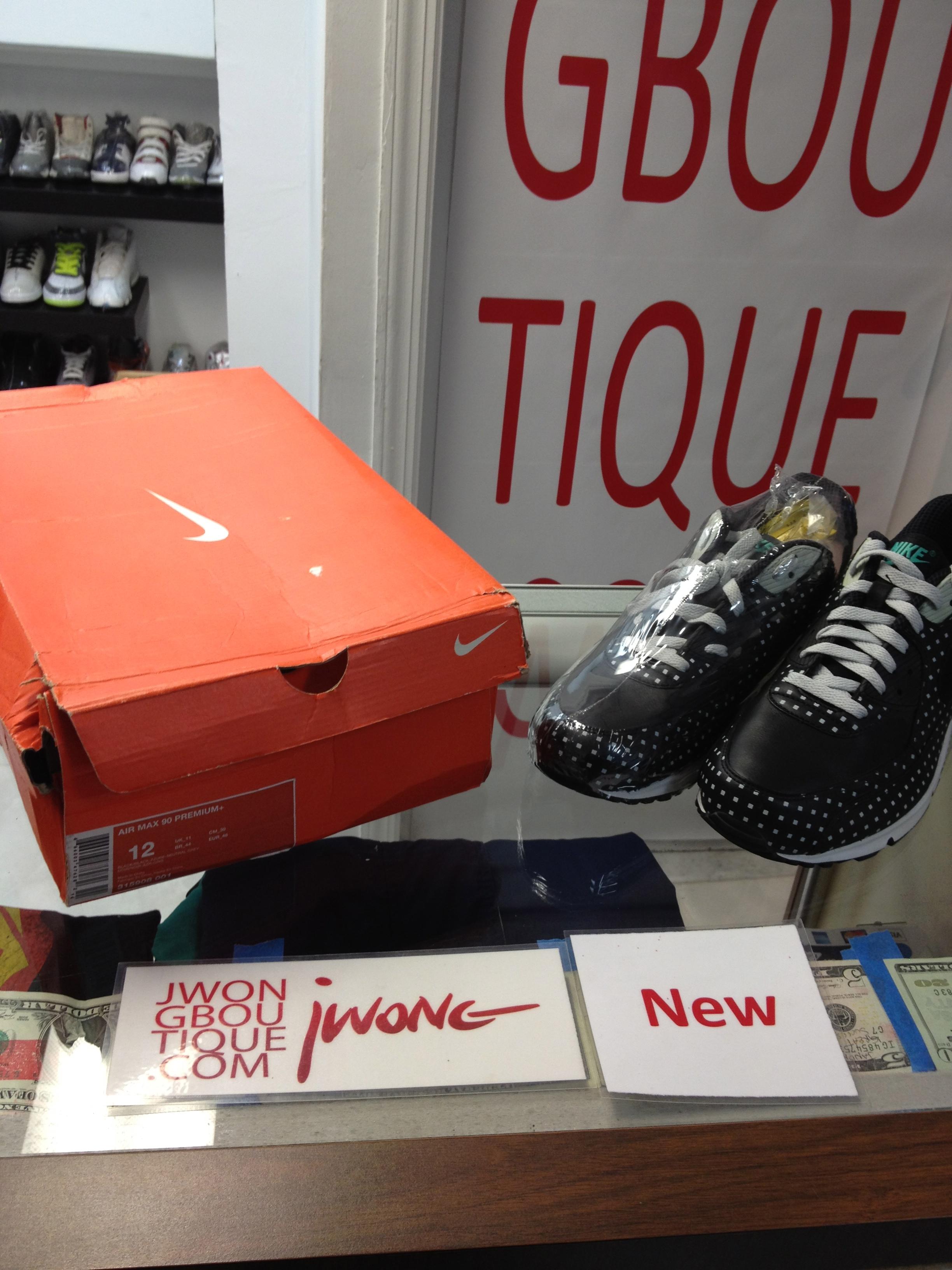 2006 Nike Air Max 90 Square Polka Dot